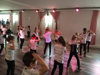 Kidsdance 7-11 jr